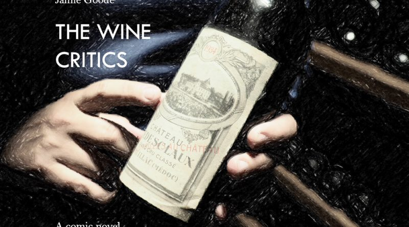 the wine critics novel