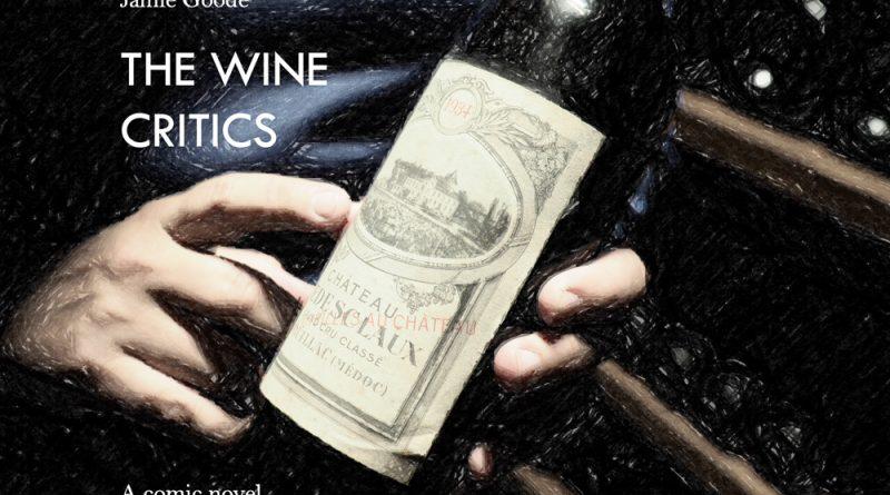 the wine critics novel
