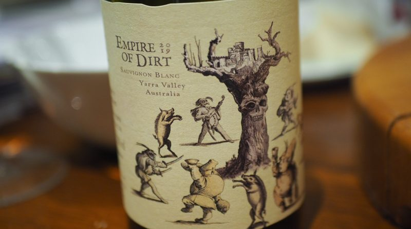 Empire of Dirt, exciting new wines from the Yarra