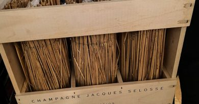 The six Lieu Dits Champagnes from Selosse