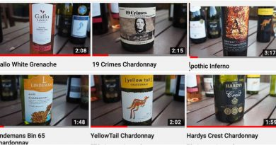 Video: honest opinions on big brand wines