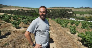 In the Swartland with Eben Sadie (1): the vineyard