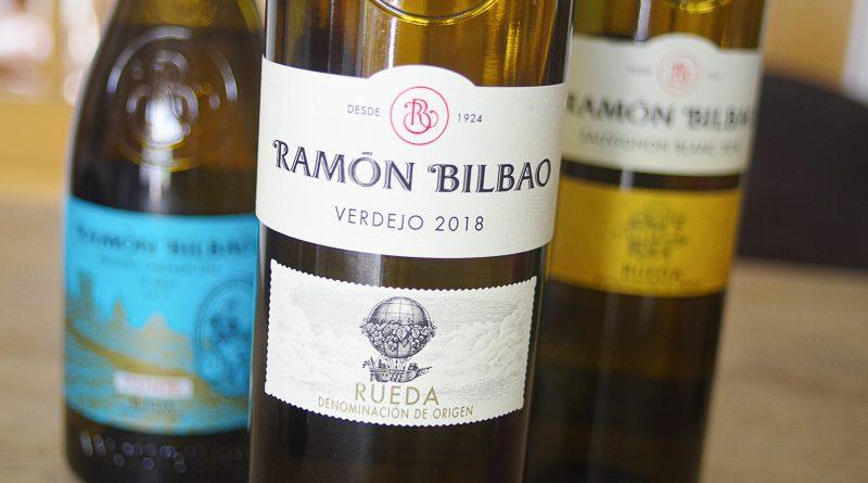Ramón Bilbao in Rueda