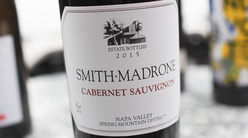 Smith Madrone Cabernet Sauvignon