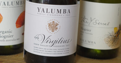 Yalumba: champions of Viognier