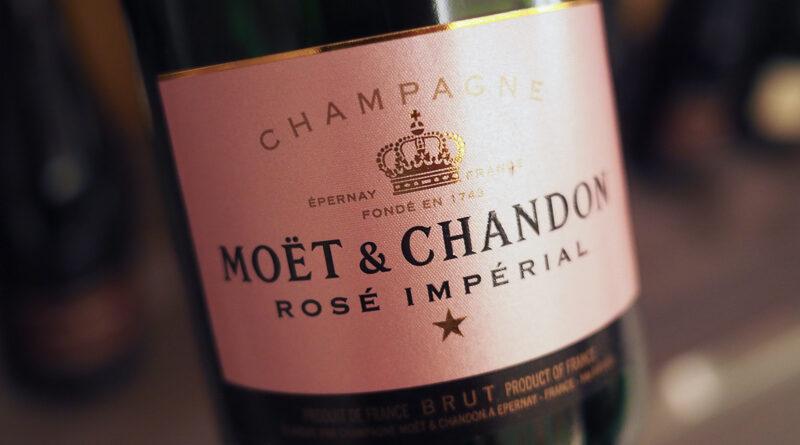 Moët et Chandon: the science behind the success of rosé Champagne