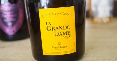 Highlights: Champagne Veuve Clicquot La Grande Dame 2008