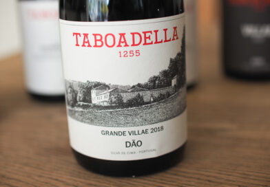 Taboadella, an exciting new winery from Portugal's Dão region