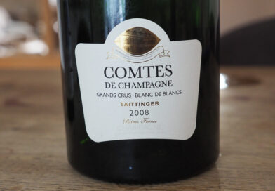 Highlights: Taittinger Comtes de Champagne 2008