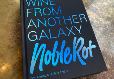 Launching 'Wine From Another Galaxy', the book from the Noble Rot duo Keeling and Andrew