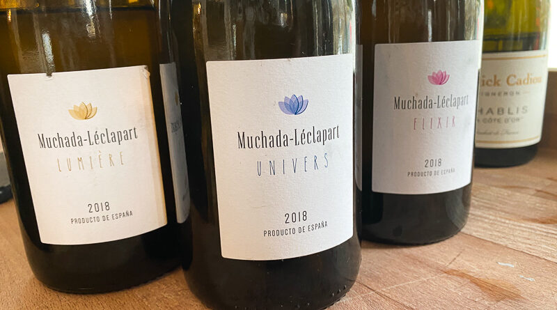 Some stunning wines from a new UK importer: GB Wine Shippers
