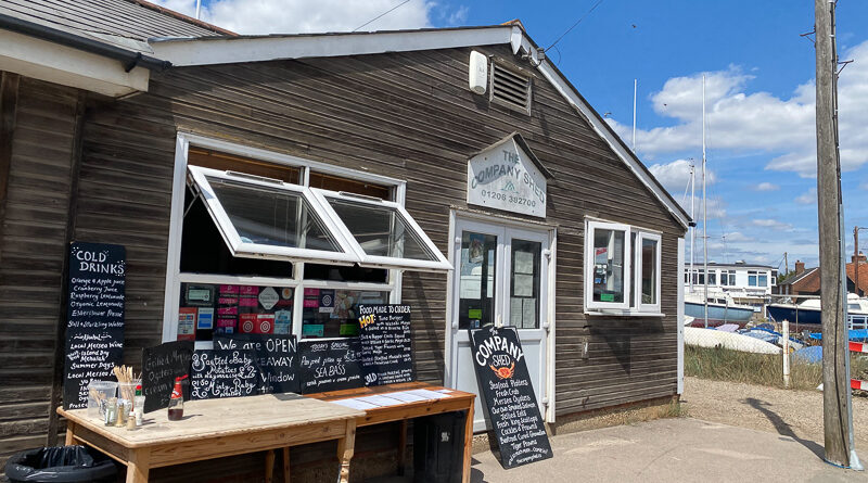 Food and drink: The Company Shed, West Meresea
