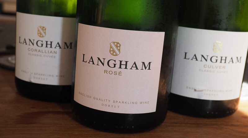 Langham Wine Estate: sparkling wines from Dorset, England