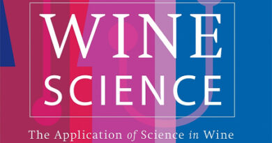 My new book! The third edition of Wine Science, launched next week