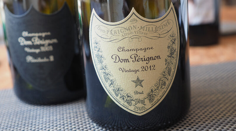 Highlights: Champagne Dom Pérignon 2012 and 2003 P2