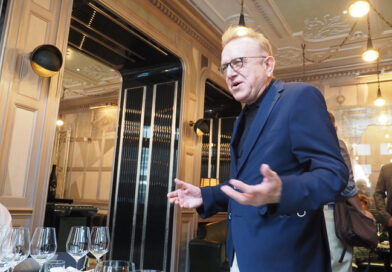 From Champagne to sake, Richard Geoffroy starts a new chapter with IWA sake