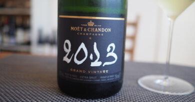 Highlights: Champagne Moët & Chandon Grand Vintage 2013