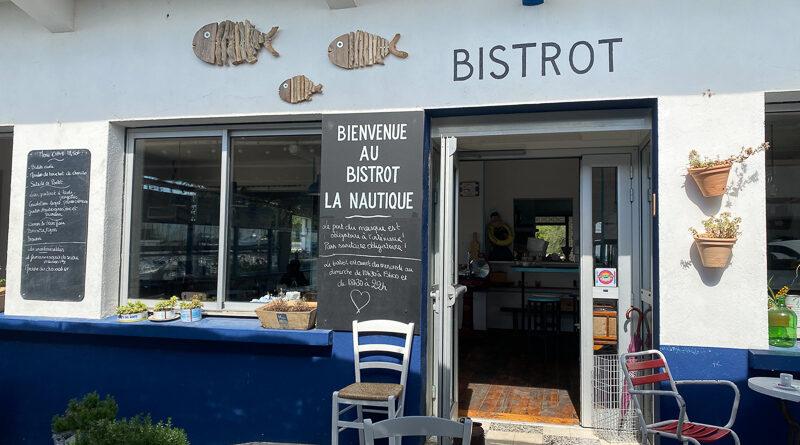 Restaurants: Bistrot Le Nautique Narbonne, France