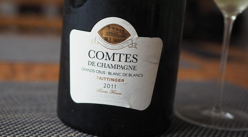 Highlights: Champagne Taittinger Comtes de Champagne 2011